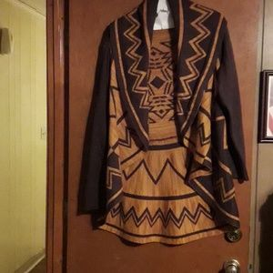 Sweater african printed
